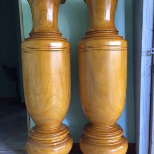 lục bình gỗ mít 2m
